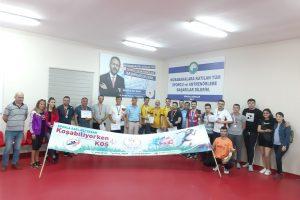 Kamu Kurum ve Kuruluşları Arasında Düzenlenen Masa Tenisi Turnuvasında Fakültemizin Başarısı