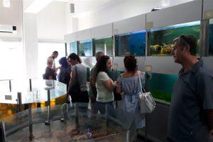 Sinop Özel Eğitim Meslek Okulu'ndan Fakültemize Ziyaret