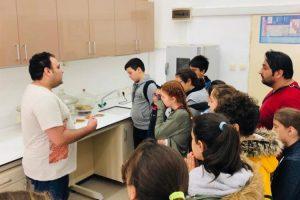 Mehmet Akif Ersoy Ortaokulu Öğrencileri'nden Fakültemize Ziyaret