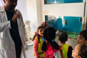 Ada Anaokulu Öğrencileri'nden Fakültemize Yeni Ziyaret