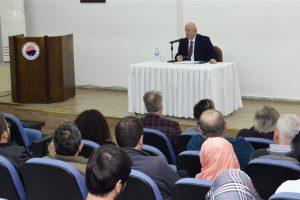 Su Ürünleri Yetiştiriciliği ve Sektörün Türkiye'deki Durumu Ele Alındı