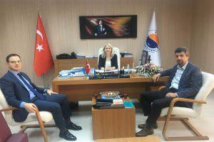 """""""Sinop'taki Temel Sektörlerin Rekabetçiliğinin Arttırılması"""" Proje Çalışmaları Devam Ediyor"""