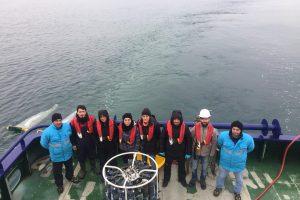 Recep Tayyip Erdoğan Üniversitesi Su Ürünleri Fakültesi ile Fakültemiz Arasında İşbirliği