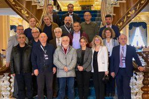 Fakültemiz Öğretim Üyeleri 8. Su Ürünleri Yetiştiriciliği Çalıştayına Katıldı