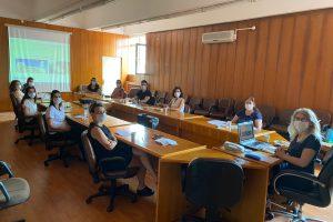 Fakülte Tanıtım Komisyonu Toplantısı