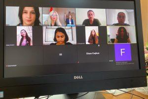 Dış Paydaş Toplantımız Yeni Öğrencilerimizle Yapıldı
