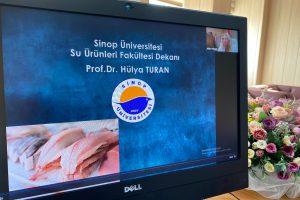 Su Ürünleri Mühendisi Adaylarına Dekanlar ile Hoşgeldiniz Toplantısı