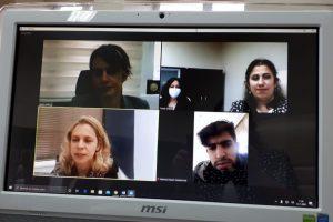 Öğrencilerimize Erasmus Öğrenim ve Staj Hareketliliği Bilgilendirme Toplantısı yapıldı