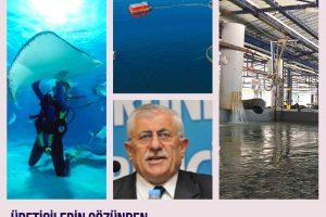 """""""Üreticilerin Gözünden Su Ürünleri Yetiştiriciliği"""" Konulu Webinar Yapıldı"""