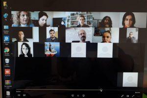 """""""Mezunlarla Söyleşi"""" Etkinliği Çevrimiçi Olarak Yapıldı"""