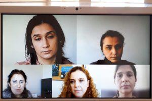 Öğrenci Akademik Danışmanlar Toplantısı Çevrimiçi Olarak Yapıldı