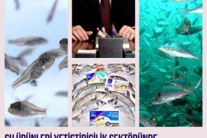 Su Ürünleri Yetiştiricilik Sektöründe Dün, Bugün ve Yarın Konu Başlıklı Webinar Çevrimiçi Gerçekleşti