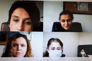 Öğrenci Akademik Danışmanlar Toplantısı Çevrim İçi Olarak Gerçekleştirildi