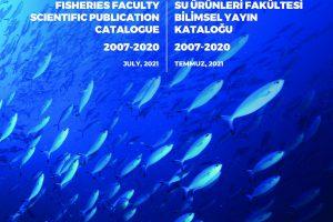Fakültemiz Bilimsel Yayın Kataloğu Elektronik ISBN (e-ISBN) Alarak Yayımlanmıştır