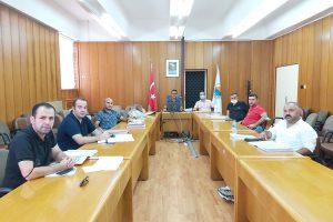"""""""FAO – GFCM Iskarta Projesi Bilgilendirme Toplantısı"""""""